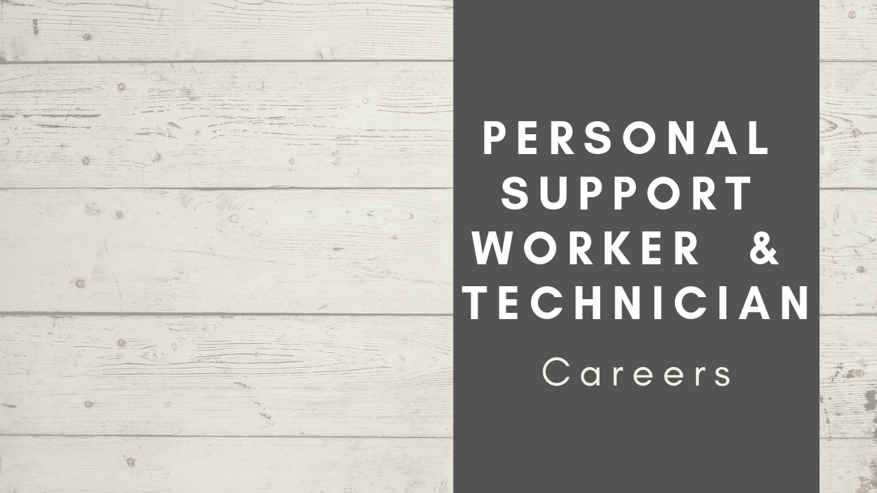 psw and support technician careers