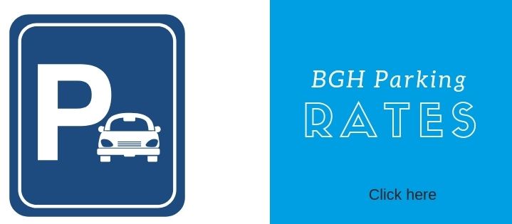 BGH parking rates